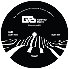 MOONSTONES - Mutations EP : 12inch