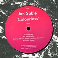 JON SABLE - Colourless : TIEF MUSIC (UK)