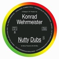 KONRAD WEHRMEISTER - Nutty Dubs EP : 10inch