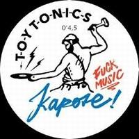 KAPOTE - Fuck Music : 12inch