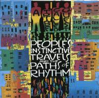 A TRIBE CALLED QUEST - People's Instinctive Travels And The Paths Of Rhythm : 2LP