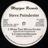 STEVE POINDEXTER - Work That Mutha Fucker : MUZIQUE (US)