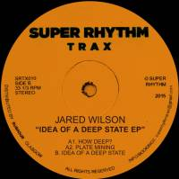 JARED WILSON - Idea of a Deep State EP : 12inch