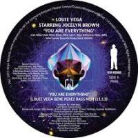 LOUIE VEGA starring JOCELYN BROWN - You Are Everything : 12inch