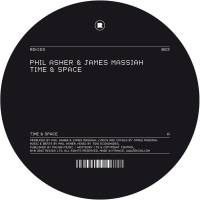 PHIL ASHER & JAMES MASSIAH - Time & Space : 12inch