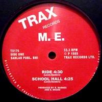 M.E. - RIDE : TRAX (US)