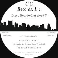 VARIOUS ARTISTS - Disco Boogie Classics Vol.7 : GIANT CUTS (UK)