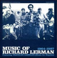 RICHARD LERMAN - Music of Richard Lerman 1964-1987 : 2CD