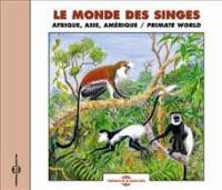 JEAN CLAUDE ROCHE - Le Monde Des Sings(Primate World) : CD