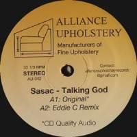 SASAC - Talking God : 12inch