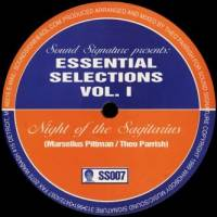 THEO PARRISH / MARCELLUS PITTMAN - Essential Selections : 12inch