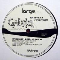 ROY DAVIES JR & PEVEN EVERETT - Gabriel : LARGE MUSIC (UK)