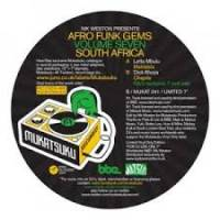 VA - Afro Funk Gems Volume Seven: Funky South Africa : 7inch
