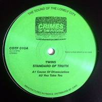 TWINS - Standard Of Truth : 12inch