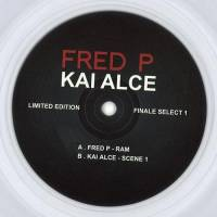 FRED P/KAI ALCE - Finale Sessions Select Vol 1 : FINALE SESSIONS (US)