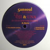 DJ OJI / UNA - We Lift Our Hands In The Sanctuary : 12inch