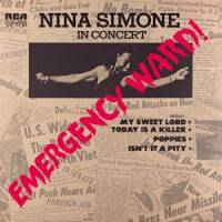 NINA SIMONE - Emergency Ward! : LP