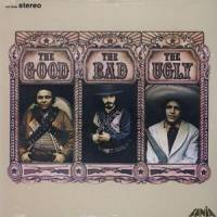 WILLIE COLON - The Good The Bad The Ugly : LP