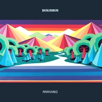 BENJAMIN - Arriving : LP