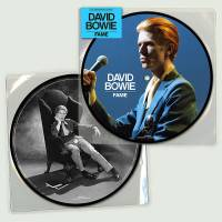 DAVID BOWIE - Fame (40th Anniversary) PIC DISC : EMI (UK)