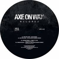 BOO WILLIAMS / JORDAN FIELDS - Accellerate / I Think It's You : AXE ON WAX (UK)