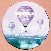 LAURENCE GUY / JUNKTION / DANIEL LESEMAN - Strings Attached EP : 12inch