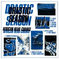 AFRICAN HEAD CHARGE - Drastic Season : LP