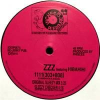 ZZZ feat. HIBAHIHI - 1111 (303+808) : 10inch