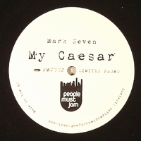 MARK SEVEN - My Caesar : 10inch