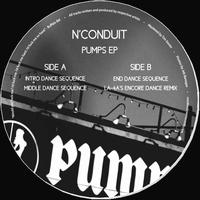 N'CONDUIT - Pumps EP : VOODOO DOWN (US)