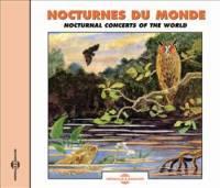 BERNARD FORT - Nocturnes Du Monde : CD