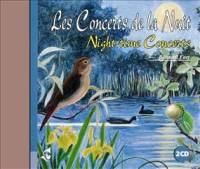 BERNARD FORT - LES CONCERTS DE LA NUIT : 2CD
