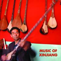 VARIOUS - Music of Xinjiang: Uyghur and Kazakh Music from Northwest Xinjiang (China) LP SF101 : LP