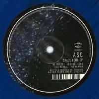 ASC - Space Echo EP : SAMURAI REDSEAL (GER)