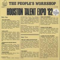 VA - The People's Workshop - Houston Talent Expo '82 : LP