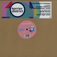 KERRIER DISTRICT - Kerrier District 4 (Remixes) : 12inch