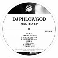 DJ PHLOWGOD - Mantha EP : 12inch