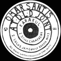 OMAR SANTIS - NEEDS EP : KARAKUL (UK)