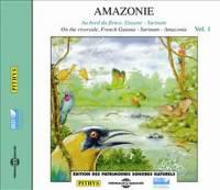 PIERRE HUGUET / OLIVIER TOSTAIN - Amazonie : CD