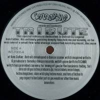 TERRENCE PARKER - Tribute : 12inch
