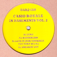 CASIO ROYALE - In Basements Vol.2 : 12inch