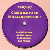 CASIO ROYALE - In Basements Vol.1 : 12inch