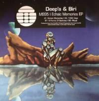 DEEP'A & BIRI - ECHOIC MEMORIES EP : TRANSMAT (US)