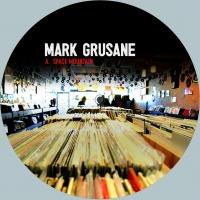 MARK GRUSANE - SPACE MOUNTAIN / 5TH DIMENSION : 7inch