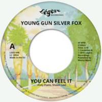 YOUNG GUN SILVER FOX - You Can Feel It : 7inch