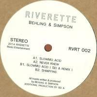 BEHLING & SIMPSON - SlowMo Acid : RIVERETTE (SPA)