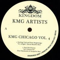 VARIOUS - KMG Chicago Vol.4 : 12inch