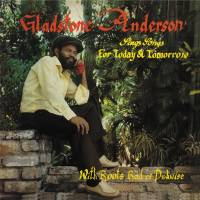 GLADSTONE ANDERSON / THE ROOTS RADICS - Sings Songs For Today And Tomorrow / Radical Dub Session : 2LP
