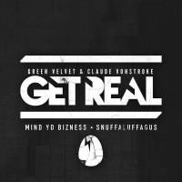 GREEN VELVET & CLAUDE VON STROKE - Mind Yo Business / Snuffaluffagus : DIRTYBIRD (US)