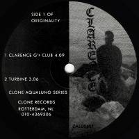 CLARENCE G - Hyperspace Sound Lab : CLONE AQUALUNG SERIES (HOL)